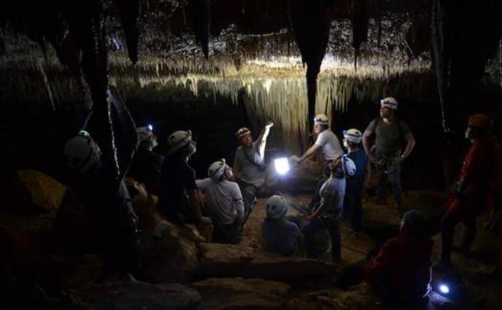 El gran descubrimiento de las cuevas de Nerja