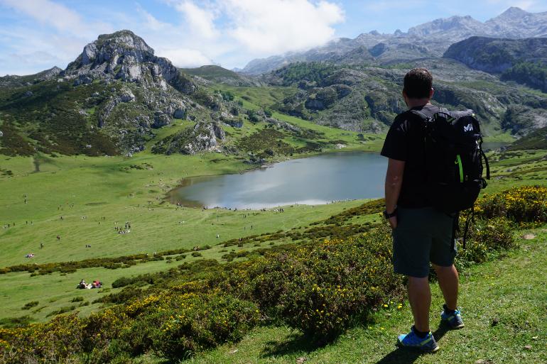 ¿Qué visitar en los lagos de Covadonga?