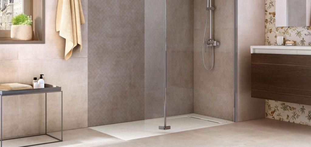 Materiales a usar para instalar el plato de ducha