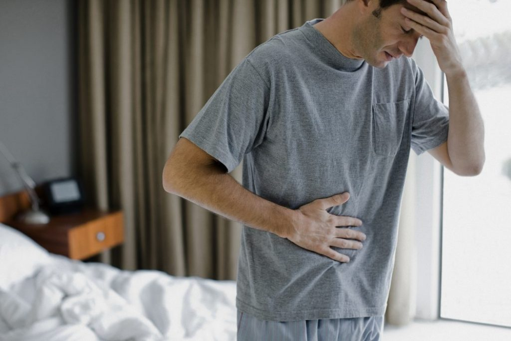 ¿Cómo saber si estoy padeciendo por un corte de digestión?