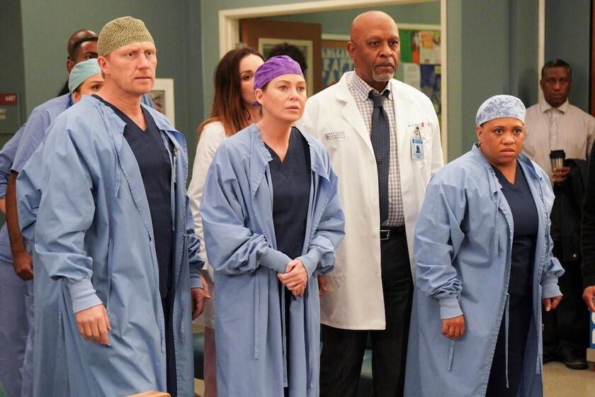 Anatomía de Grey temporada 18