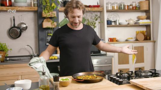 El risotto de Gipsy Chef que sabe mejor que la paella de Arguiñano