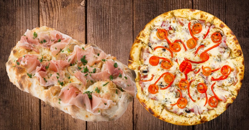 Así puedes hacer una pizza más ligera y digestiva en minutos