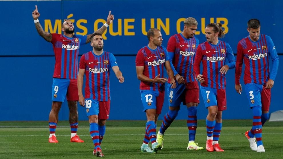 Atacar y atacar, la fórmula de un Barça ambicioso