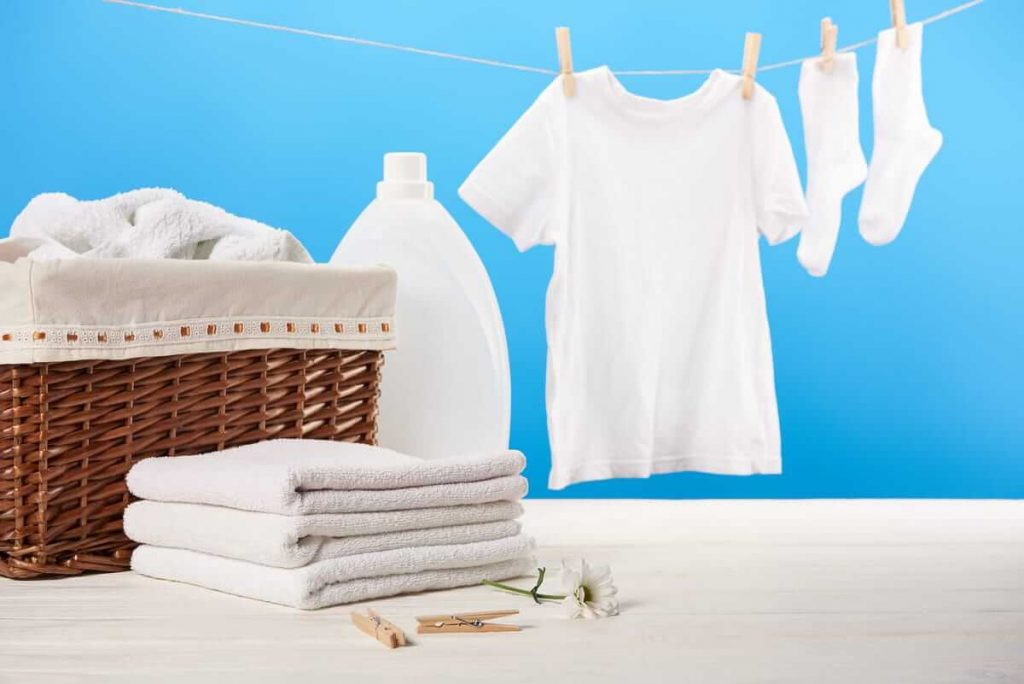 Blanqueador para tu ropa