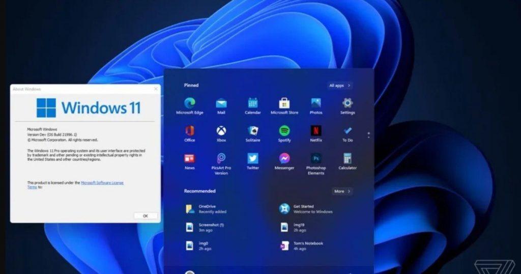 La fecha de estreno de Windows 11