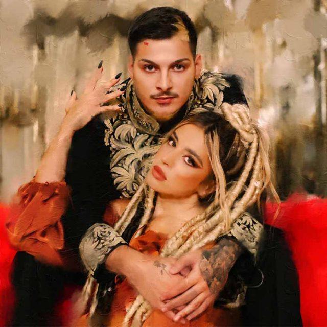 Lola Indigo Romeo y Julieta RVFV