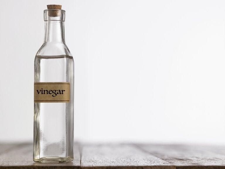 Los otros usos que puedes darle al vinagre blanco
