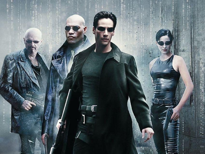 ¿Cuál es el reparto de The Matrix: Resurrections?