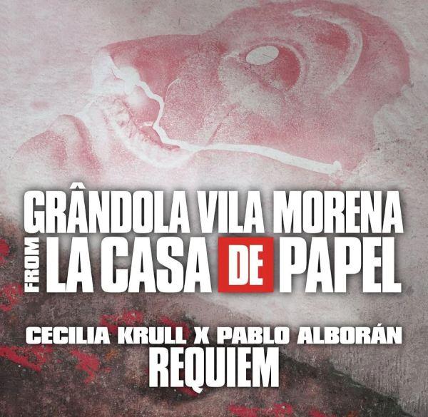 Pablo Alborán Cecilia Krull Grandola Vila Morena La Casa de Papel