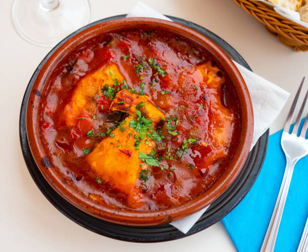 El bacalao con tomate de la madre de Chicote que te volverá loco