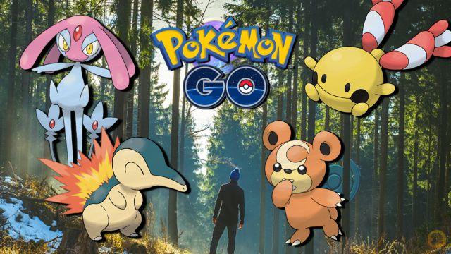 Encuentros de logro de investigación en Pokémon GO
