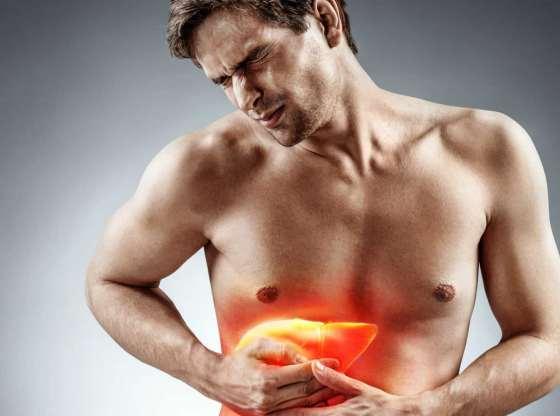 ¿Algunos síntomas posibles presentes en el hígado graso?