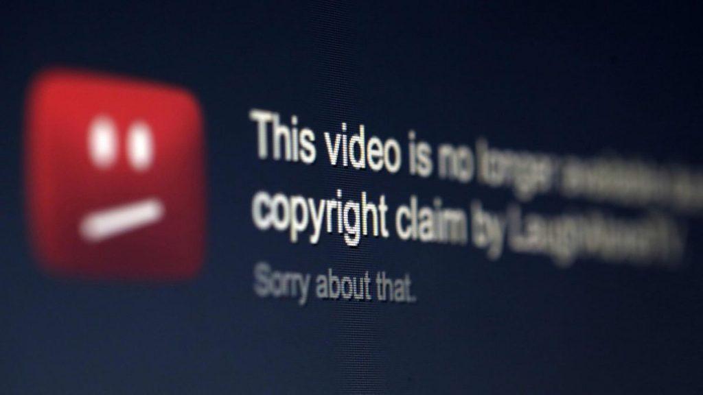 ¿Al recibir una reclamación de Content ID se tiene problemas?