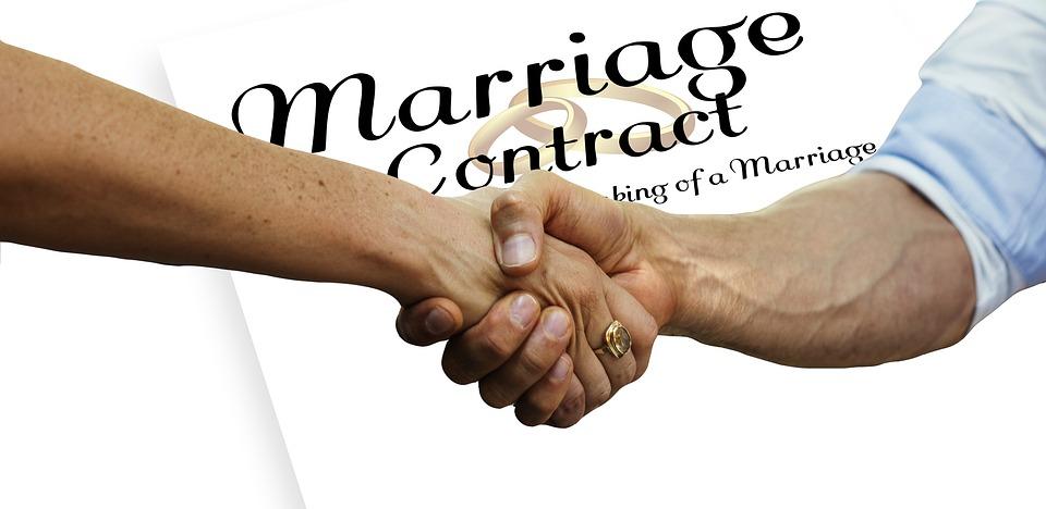 ¿Qué es un contrato prematrimonial?