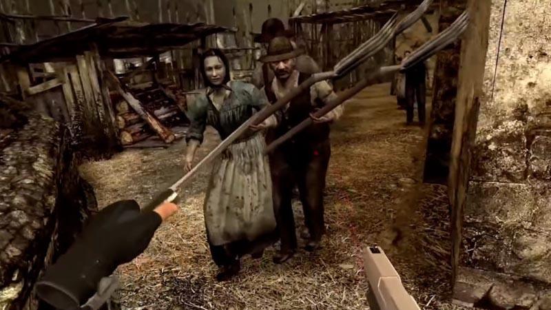 Resident Evil 4 VR: fecha de estreno y todos los detalles