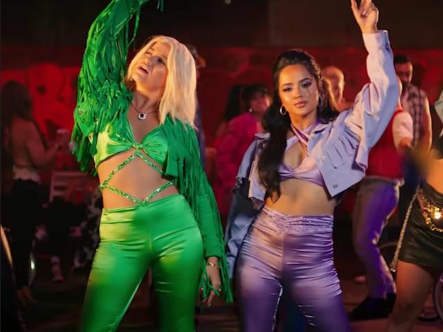 Sofia Reyes y Becky G Mal de Amores
