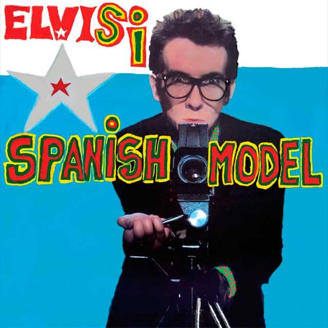 Spanish Model Elvis Costello