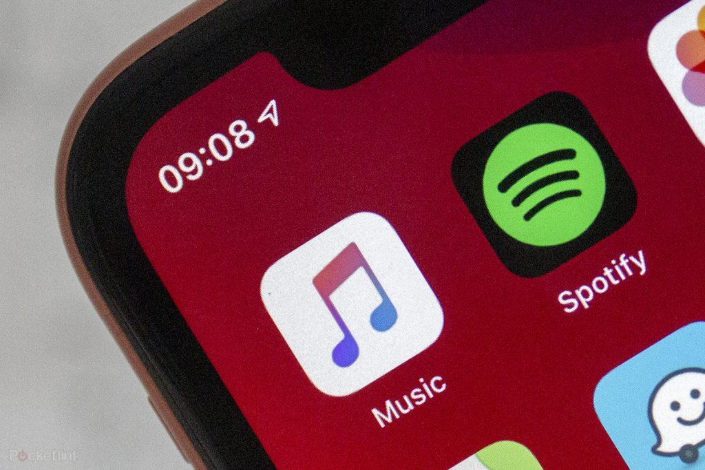 Spotify y Apple Music en el campo de batalla