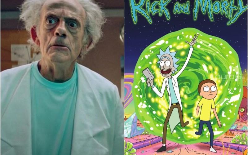 Todo lo que se sabe del live action de Rick y Morty