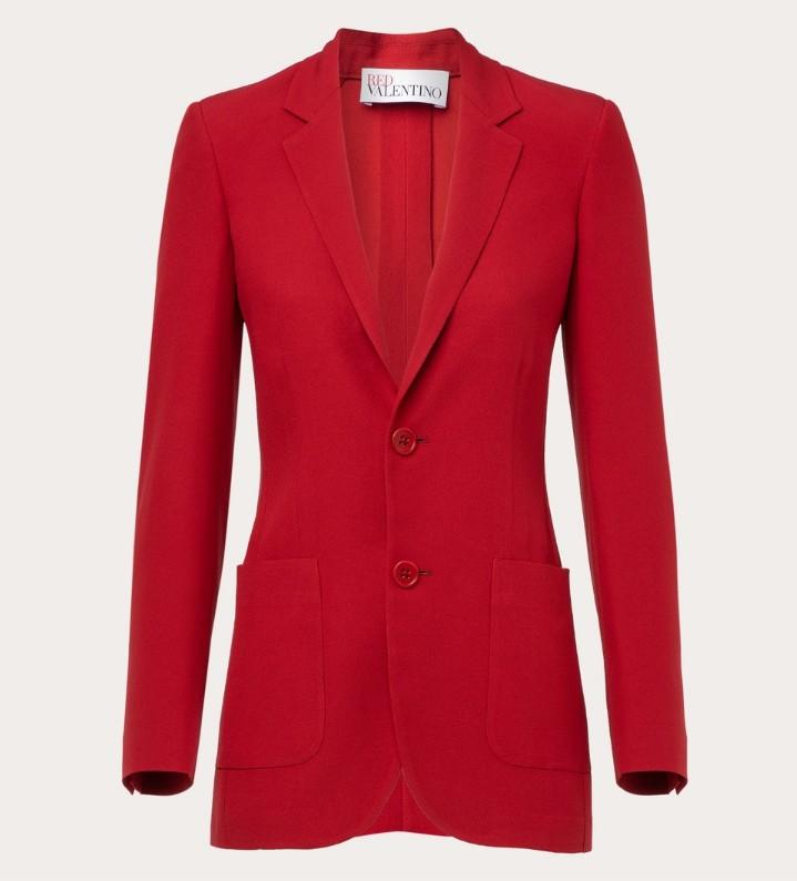 chaqueta red valentino el corte ingles