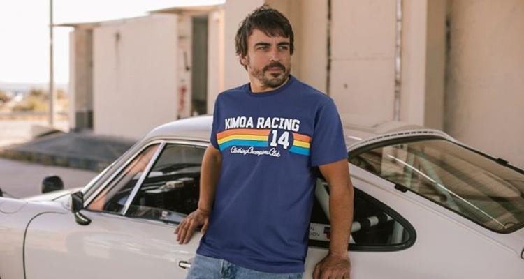 Kimoa Fernando Alonso marca ropa