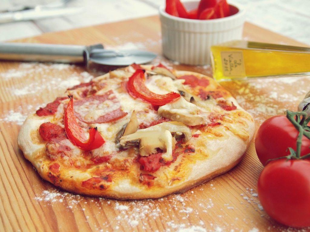 Cómo hacer una pizza al microondas en solo cinco minutos