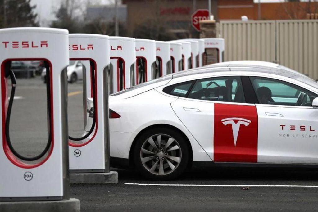 recargar bateria coche electrico