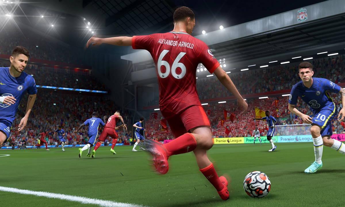 FIFA 22: la razón por la que eFootball recibirá una actualización en octubre