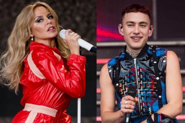 Kylie Minogue A Second to Midnight Years & Years