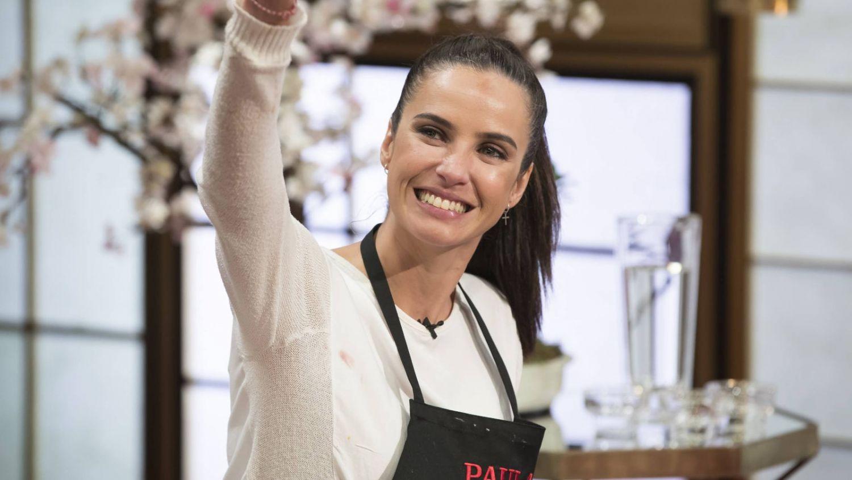 Paula Prendes Masterchef Celebrity