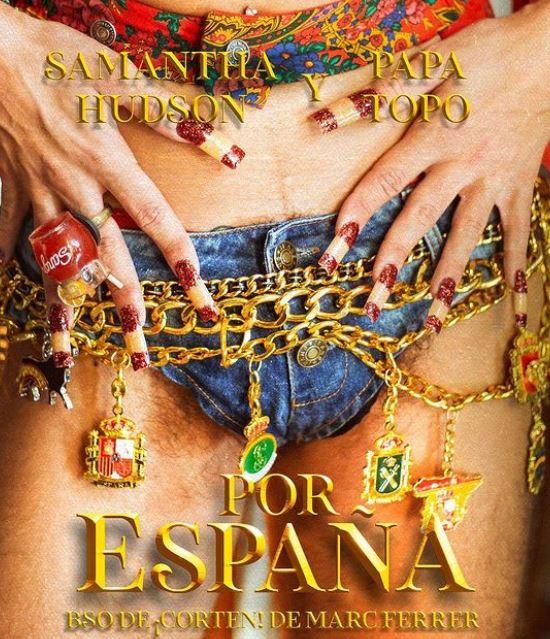 Samantha Hudson por España