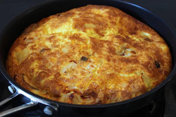 Los trucos de Gipsy Chef para bordar la tortilla de patatas