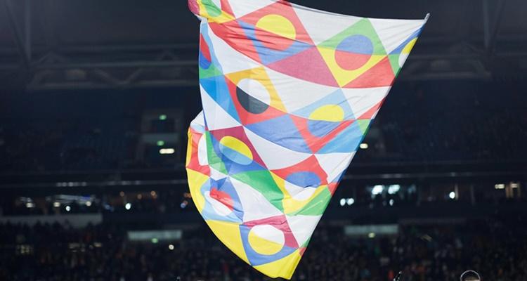 Selecciones grupos Nations League 2022