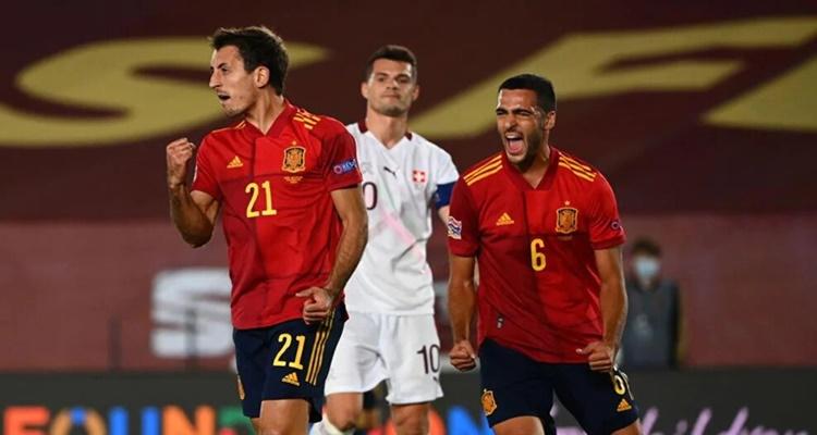 España Nations League Mundial Qatar 2022